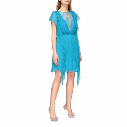 Alberta Ferretti clothing, Code:  0437 1615 GNAWED BLUE