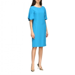 Alberta Ferretti clothing, Code:  0442 1618 GNAWED BLUE