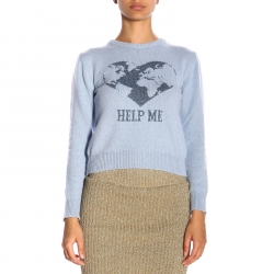 Alberta Ferretti clothing, Code:  0952 6608 GNAWED BLUE