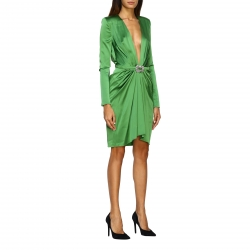 Alexandre Vauthier clothing, Code:  193DR1112 GREEN