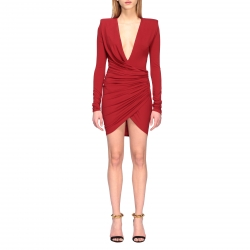 Alexandre Vauthier clothing, Code:  201DR1202 RED