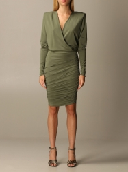 Alexandre Vauthier clothing, Code:  203DR1334 GREEN