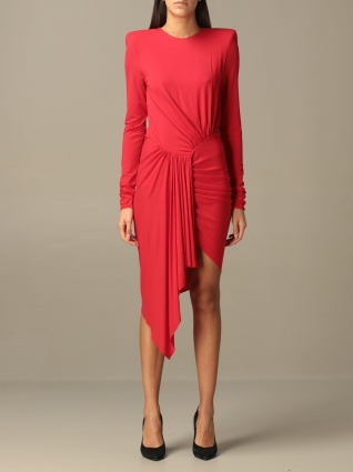 Alexandre Vauthier Kleidung, Code:  204DR13771029 RED