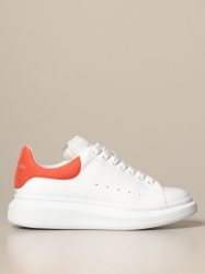 Alexander Mcqueen shoes, Code:  553680 WHGP7 WHITE