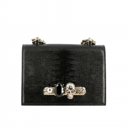 Alexander Mcqueen handbags, Code:  558541 1RE0Y BLACK