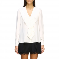 Alexander Mcqueen clothing, Code:  606021 QBAAF WHITE