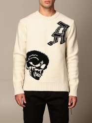 Alexander Mcqueen clothing, Code:  626445 Q1APA IVORY