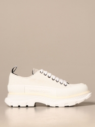 Alexander Mcqueen shoes, Code:  627225 WHBGN WHITE