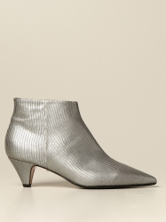 Anna F. shoes, Code:  9645 TEJUS SILVER