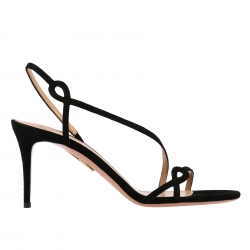 Aquazzura shoes, Code:  STNMIDS0SUE BLACK
