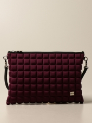 B Prime handbags, Code:  CLUTCH CUBE WINE