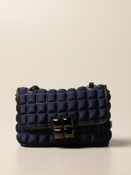 B Prime handbags, Code:  NEW CHAIN PICCOLA CUBE BLUE