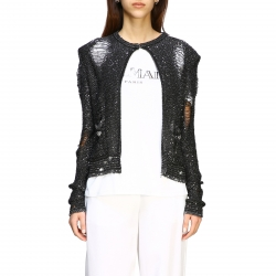 Balmain clothing, Code:  TF17531K019 BLACK