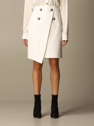 Balmain clothing, Code:  UF14310167L WHITE