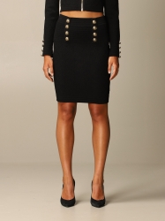 Balmain clothing, Code:  UF14311K110 BLACK