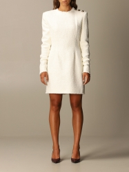 Balmain clothing, Code:  UF16200X396 WHITE