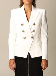 Balmain clothing, Code:  UF17110167L WHITE