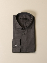 Brian Dales Camicie clothing, Code:  BS50SP ST8239 CHARCOAL