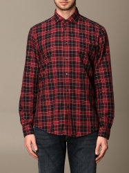 Brian Dales Camicie clothing, Code:  BS50WSP ST8270 RED