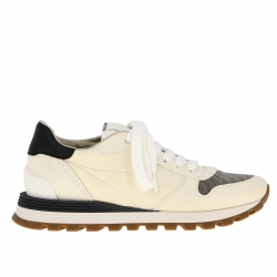 Brunello Cucinelli shoes, Code:  MZSFG1830 WHITE