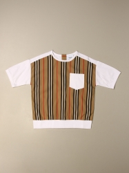 Burberry clothing, Code:  8029796 WHITE