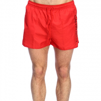 Calvin Klein Swimwear clothing, Code:  KM0KM00266 RED