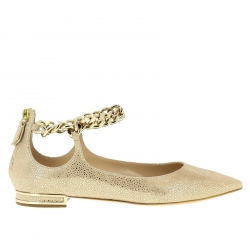 Casadei shoes, Code:  1A153N0101 C0018 GOLD