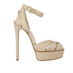 Casadei shoes, Code:  1L307M1401CITYL1100 PLATINUM
