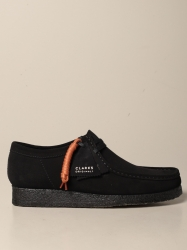 Clarks shoes, Code:  26155519 BLACK