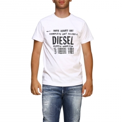Diesel clothing, Code:  00SXE6 0091A WHITE