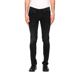 Dondup clothing, Code:  UP232 DS0236 BLACK