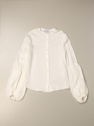 Dondup clothing, Code:  YC194 TY0072 WHITE