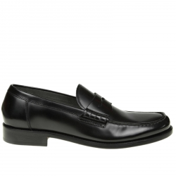 Doucal's shoes, Code:  DU1006BELFUS007N BLACK