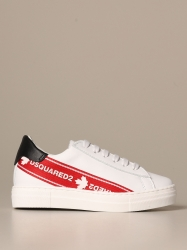 Dsquared2 shoes, Code:  65136 WHITE
