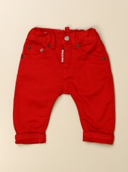 Dsquared2 Junior clothing, Code:  DQ04G2 D00IW RED