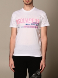 Dsquared2 clothing, Code:  S71GD0949 S22427 WHITE