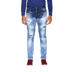 Dsquared2 clothing, Code:  S71LB0639S30342 BLUE