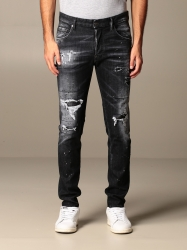 Dsquared2 clothing, Code:  S71LB0841 S30503 BLACK