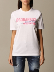 Dsquared2 clothing, Code:  S72GD0246 S23009 WHITE