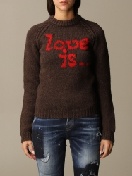 Dsquared2 clothing, Code:  S72HA1024 S17521 BROWN