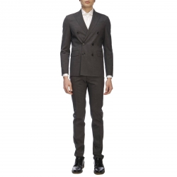 Dsquared2 clothing, Code:  S74FT0344S40320 GREY