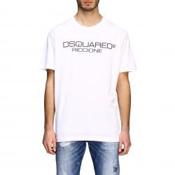 Dsquared2 clothing, Code:  S74GD0645S22844 WHITE