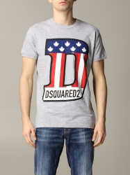 Dsquared2 clothing, Code:  S74GD0671S221468 GREY
