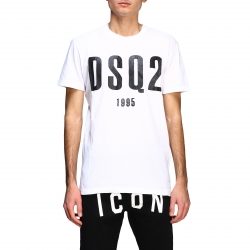 Dsquared2 Kleidung, Code:  S74GD0686S21600 WHITE
