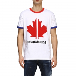 Dsquared2 clothing, Code:  S74GD0695S22507 WHITE