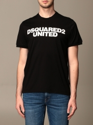 Dsquared2 clothing, Code:  S74GD0762 S22427 BLACK
