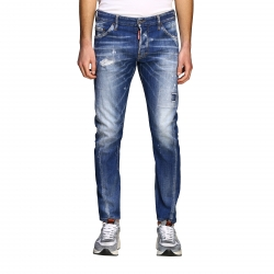 Dsquared2 Kleidung, Code:  S74LB0669S30342 BLUE