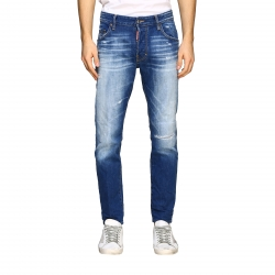 Dsquared2 Kleidung, Code:  S74LB0674S30663 BLUE