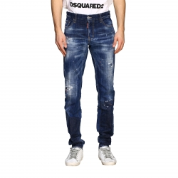 Dsquared2 clothing, Code:  S74LB0688S30342 BLUE