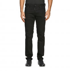 Dsquared2 Kleidung, Code:  S74LB0696S30564 BLACK